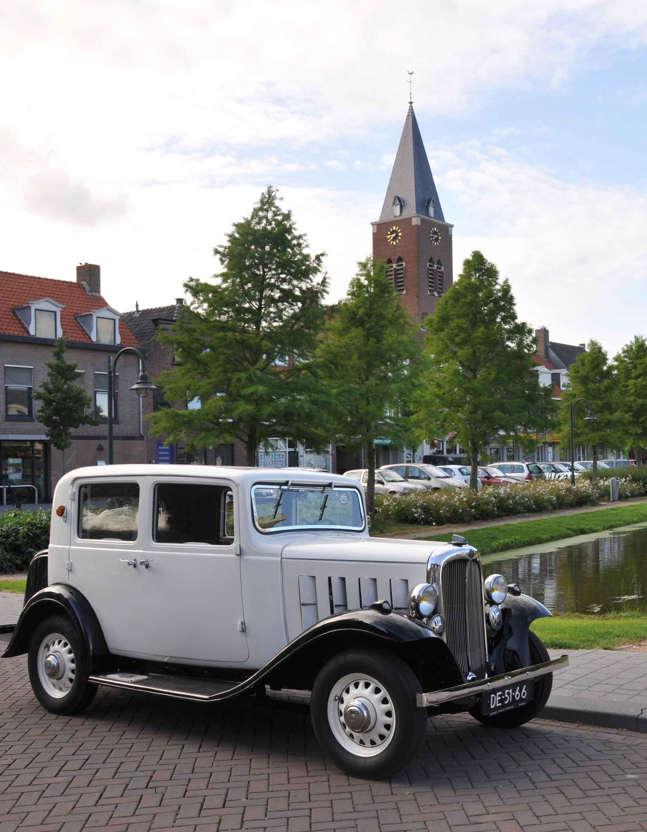 Citroën Rosalie Dinteloord