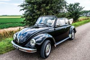 Volkswagen Kever zwart