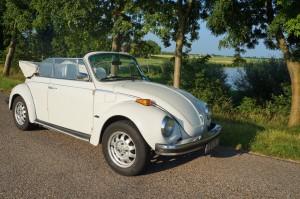 Volkswagen kever wit